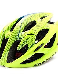 Capacete(Branco / Verde / Vermelho / Preto / Roxo,PC / EPS) -Esportes-Unisexo 21 Aberturas Ciclismo