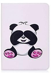 preiswerte -Hülle Für Samsung Galaxy Tab S2 9.7 Ganzkörper-Gehäuse Tablet-Hüllen Panda Hart PU-Leder für