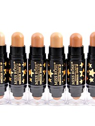 cheap -6 Foundation Concealer/Contour Matte Mineral Concealer Women Face