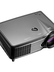 cheap -Home Theater Projector 3000Lumens Lumens WXGA (1280x800) 3D LED Just Red and Blue 3D