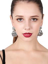 cheap -Women's Stud Earrings / Front Back Earrings - Metallic / Sexy Gold / Silver Shell Earrings For Party / Festival