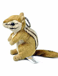 Key Chain Toys Squirrel Kid Adults' Pieces