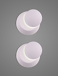 cheap -Ambient Light Wall Sconces 5W AC 110-120 AC 220-240V LED Integrated Country Traditional/Classic Modern/Contemporary Painting For