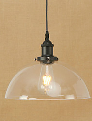 cheap -Nature Inspired LED Country Bowl Retro Indoors Study Room/Office Shops/Cafes AC 110-120 AC 220-240 Bulb Included
