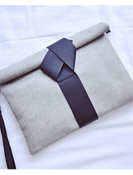 cheap -Women Bags PU Clutch Zipper for Casual All Seasons Blue White Sillver Gray