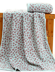 Недорогие -Свежий стиль Банное полотенце Высшее качество 100% хлопок Полотенце