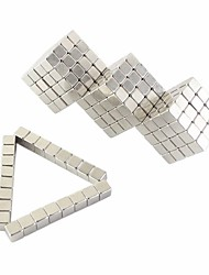 cheap -Magnet Toys Super Strong Rare-Earth Magnets Magnetic Blocks Stress Relievers 10 Pieces 10mm Toys Classic Smooth Office Desk Toys Focus