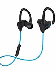 s4 dans l'oreille bande du cou casque sans fil sport sport dynamique&écouteur de fitness avec microphone avec casque de contrôle de