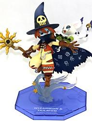 preiswerte -Anime Action-Figuren Inspiriert von Digitale Monster / Digimons Konan PVC CM Modell Spielzeug Puppe Spielzeug
