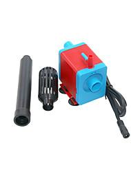 Aquarium Water Pump Filter Low Noise Ceramic DC 12V