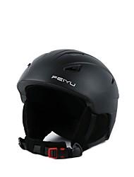 Недорогие -Лыжный шлем Взрослые Катание на лыжах Оборудование для безопасности ПП (полипропилен) Other