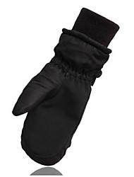 Недорогие -Зимние / Лыжные рукавицы С защитой от ветра / Сохраняет тепло / Пригодно для носки Водонепроницаемая ткань Катание на лыжах / Пешеходный туризм / Катание на коньках Зима