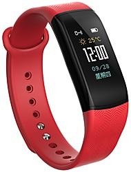 Недорогие -bym мужская женщина новый b11 цветной экран умный браслет сердечный ритм тренировка сна контроль водонепроницаемый против потерянный умный