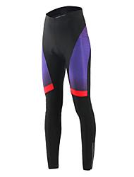 abordables -Arsuxeo Mallas de Ciclismo Mujer Bicicleta Prendas de abajo Ropa para Ciclismo Secado rápido Clásico Ciclismo / Bicicleta triatlón