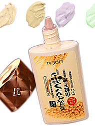 cheap -4 Foundation Concealer/Contour Sunscreens CC Cream Wet Whitening Wrinkle Reduction Moisturizing Nutrients Skin Rejuvenation Oil-control