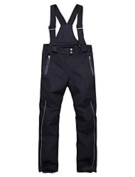 cheap -Kid's Ski / Snow Pants Warm Waterproof Windproof Breathability Ski / Snowboard Cotton