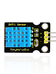 Keyestudio DHT11 Temperature Humidity Moisture Sensor Detection Module for Arduino