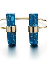 Žene Široke narukvice Jednostavan Ležerne prilike Osnovni Moda Kamen Pozlaćeni Jewelry Za Dnevno Spoj