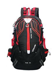 cheap -Women Bags Nylon Sports & Leisure Bag Zipper for Climbing All Season Blue Green Black Orange Blushing Pink