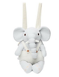 cheap -Fashion Elephant Animals Animal Doll Stuffed Animals Plush Toy Cute Kids Animals Soft Decorative Squishy Animals Animal Backpack Animal