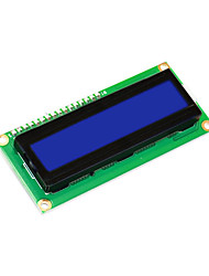 cheap -Keyestudio 16X2 1602 I2C/TWI LCD Display Module for Arduino UNO R3 MEGA 2560 White in Blue