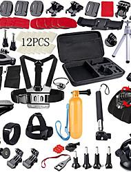 abordables -Caméra d'action / Caméra sport Kit Extérieur Portable Multifonction Voyage Antichoc Pour Caméra d'action Gopro 6 Tous les appareils