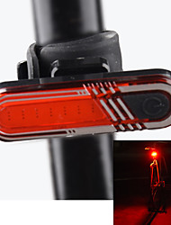 cheap -Safety Lights LED Cycling Rechargeable Lithium Battery Lumens USB Red Cycling/Bike Outdoor