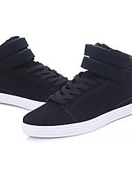 Da uomo Scarpe Cashmere Primavera Autunno Comoda Sneakers Per Casual Nero Grigio Blu