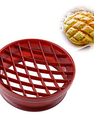 cheap -1PC Pineapple Bun Mold Pastry Tools For Kitchen Bread Waffle Cake Moulds Bakeware Tools