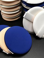 Недорогие -5шт смешивание цвета макияж воздушной подушки губка затянуть про сухой влажной двойного использования укрыватель