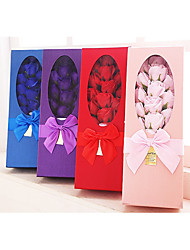 Formato de Flor Mix Suportes para Lembrancinhas Com Caixas de Presente-1