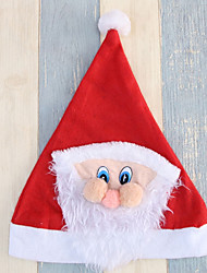 cheap -Holiday Santa Suit Hats Red Cloth Cosplay Accessories Christmas