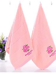 Fresh Style Wash Cloth,Stripe Superior Quality Pure Cotton Towel