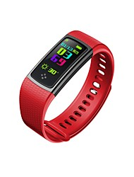 cheap -Smart Bracelet Calories Burned Pedometers Distance Tracking Message Reminder Call Reminder Information Camera Control Spill-Resistant
