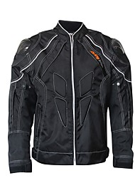 cheap -Mens Mesh Motorcycle Protective Jacket Wind Drop Protector Gear For Motorsport