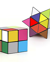 cheap -Infinity Cubes Office Desk Toys Stress and Anxiety Relief Magnetic Education Places Plastic Classic Style Pieces Kid's Adults' Teen Gift