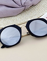 cheap -Unisex Glasses,Spring, Fall, Winter, Summer Resin with Metal Clip Black Blushing Pink