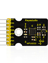cheap -Keyestudio GY-521 MPU6050 3 Axis Gyroscope And Accelerometer Module for Arduino