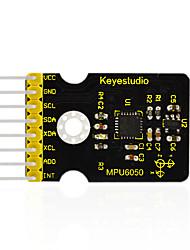 Недорогие -keyestudio gy-521 mpu6050 3-осевой гироскоп и акселерометр для ардуино