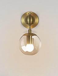 Luz Ambiente 60W AC 85-265V E26/E27 Bronze Para