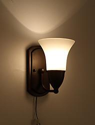 preiswerte -Wandleuchte Raumbeleuchtung 220v E27 Rustikal/ Ländlich Landhaus Stil
