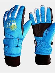cheap -Ski Gloves Children's Full-finger Gloves Waterproof Nylon Ski / Snowboard Winter