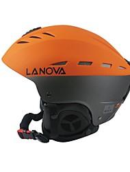 Недорогие -Лыжный шлем Взрослые Палки для хождения по снегу Катание на коньках Сноубординг Лыжи На открытом воздухе ESP+PC Other
