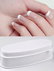 abordables -1pc Nail Art Storage Box Multifonction / Durable Manucure Manucure pédicure Plastique Personnalisé / Classique / Chic & Moderne Fête / Soirée / Quotidien