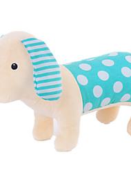 Недорогие -Собаки / Животный принт Мягкие и плюшевые игрушки Животные / Классический Мальчики Подарок