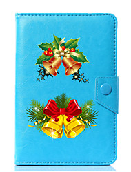 preiswerte -Universal christmas designs pu-leder stehen abdeckung case für 7 zoll 8 zoll 9 zoll 10 zoll tablet pc