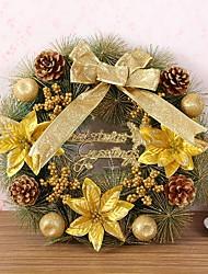 preiswerte -1pc Weihnachten Weihnachtsschmuck, Urlaubsdekoration 40*40