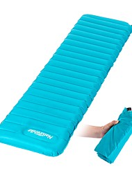 cheap -Naturehike Inflated Mat Sleeping Pad Outdoor Moistureproof/Moisture Permeability Ultra Light (UL) Inflated Folding Thick Nylon TPU