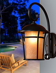 cheap -Rustic / Lodge Wall Lamps & Sconces Glass Wall Light 220V