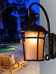 baratos -Rústico/Campestre Luminárias de parede Para Vidro Luz de parede 220V